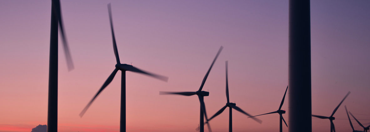 Siemens Gamesa windfarm